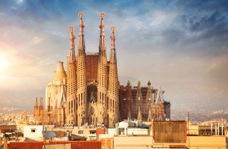 Basílica i Temple Expiatori de la Sagrada Família - Barcelona - Antonio Gaudí