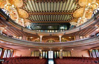 Palau de la Música Catalana - Barcelona