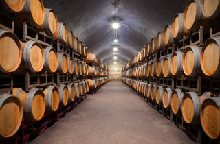 Wine cave - most of the main brands offer personalised tours to experience the winemaking process