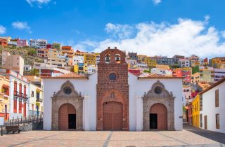 Church Of The Assumption, San Sebastian De La Gomera