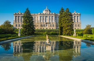 Royal Palace - Madrid.