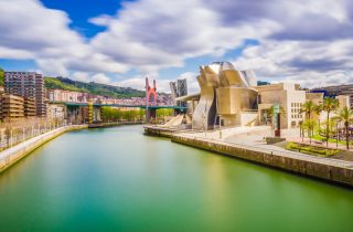 Bilbao's cityscape - Basque Country