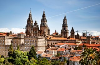 Santiago de Compostela - Galicia is definitely worth a visit, you'll enjoy monuments, museums, parks, art galleries, viewpoints and more.