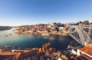Porto, Portugal, River Duoro